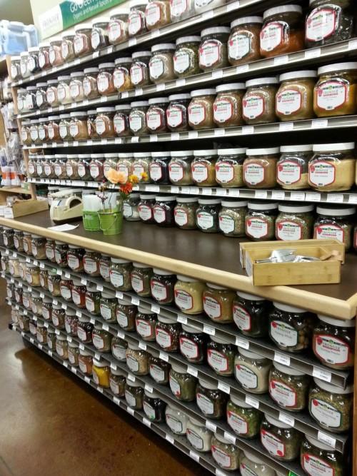 Spice Wall